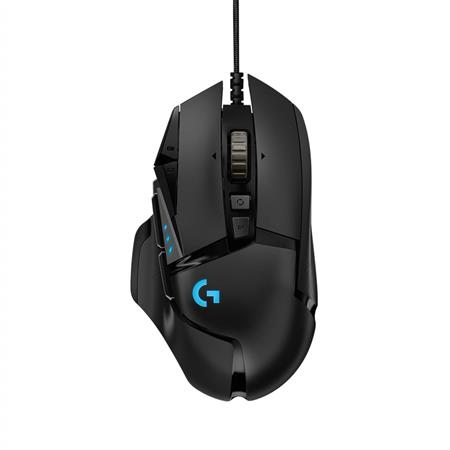 MOUSE LOGITECH G502 HERO HIGH PERFORMANCE GAMING 005550