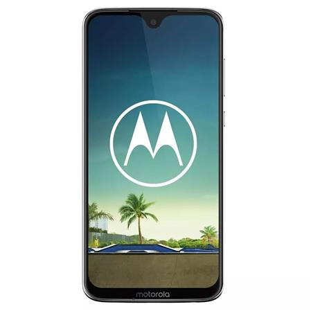 CELULAR MOTOROLA MOTO G7 XT1962-4 CLEAR WHITE SINGLE SIM