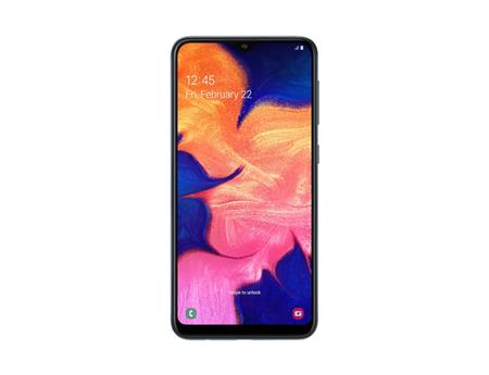 CELULAR SAMSUNG GALAXY A10 2GB 32GB BLACK SINGLE SIM