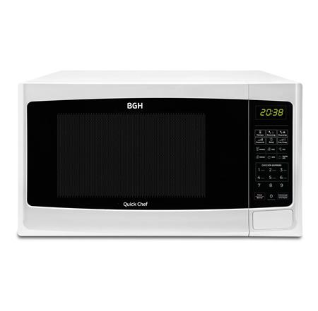MICROONDAS BGH QUICK CHEF B120DB9 20L DIGITAL