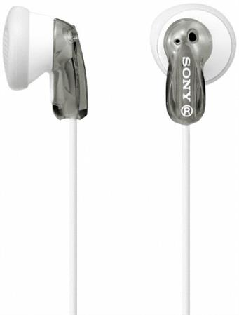 AURICULAR S/MIC EARBUD SONY MDR-E9LP GRIS