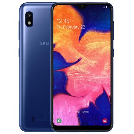 CELULAR SAMSUNG GALAXY A10 2GB 32GB BLUE SINGLE SIM