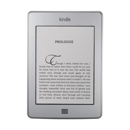"EREADER 6"" KINDLE TOUCH GRAY 3G WIFI REFABRICADO POR AMAZON"