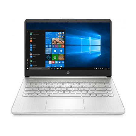 "NOTEBOOK 14"" HP I5-1035G4 4GB SSD 128GB WIN 10 SILVER"