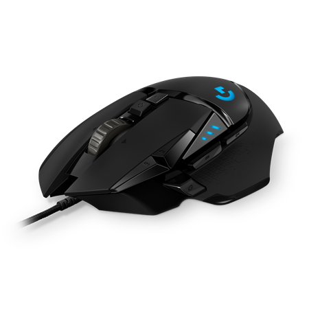 MOUSE WIRELESS LOGITECH G502 LIGHTSPEED GAMING