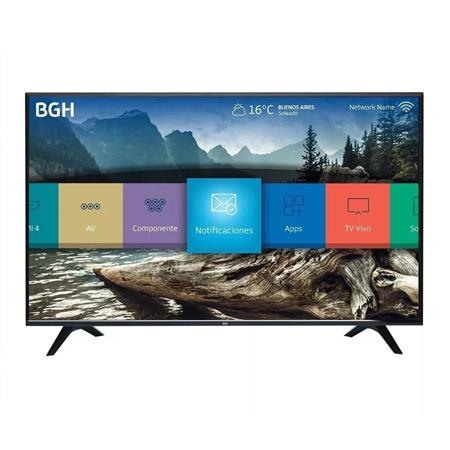 "SMART TV 50"" BGH B5018UH6 4K UHD ULTRA HD"