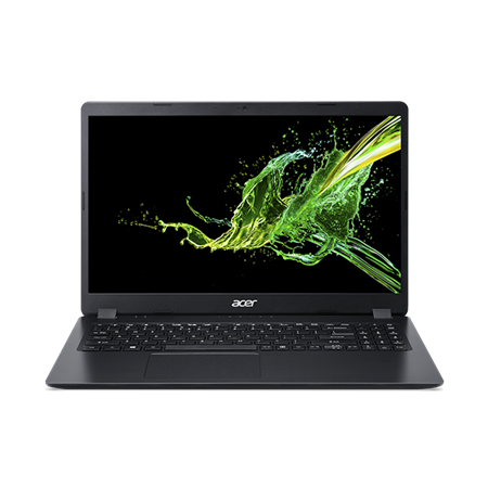 "NOTEBOOK 15"" ACER ASPIRE 3 i5-8265U 4GB HD 1TERA WIN 10 BLACK"