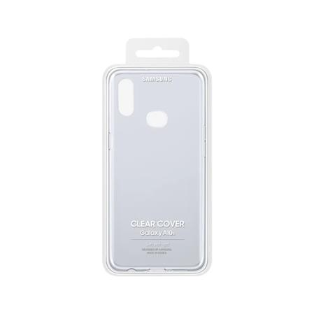 FUNDA SAMSUNG GALAXY A10S ORIGINAL CLEAR COVER TRANSPARENCY