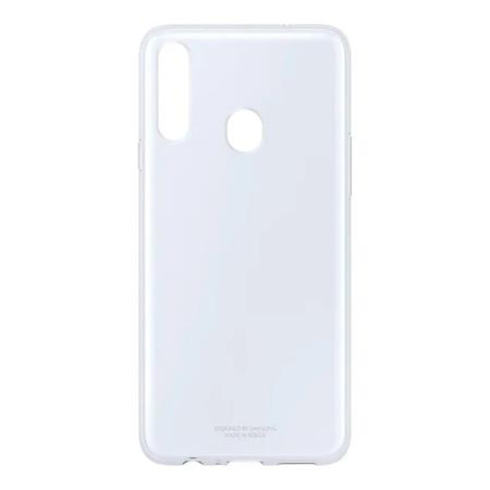 FUNDA SAMSUNG GALAXY A20S ORIGINAL CLEAR COVER TRANSPARENCY