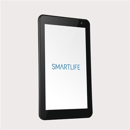 "TABLET 7"" SMARTLIFE SL-TAB07116 QUAD CORE 1GB 16GB ANDROID 9 GO NEGRA"