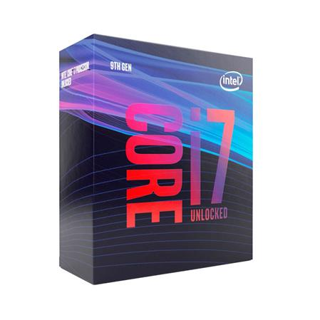 MICRO INTEL CORE i7 9700K 4.9GHZ COFFEE LAKE 1151