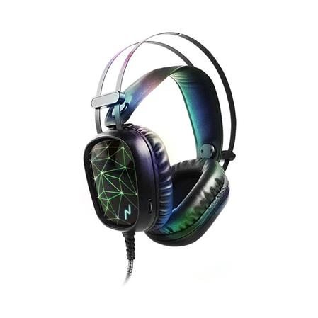 AURICULAR C/MIC VINCHA NOGA HYDRA LUCES PC PS4 XBOX GAMER