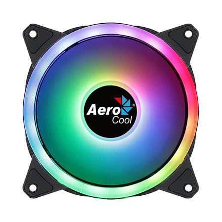 COOLER 120MM AEROCOOL DUO 12 ARGB DUAL RING