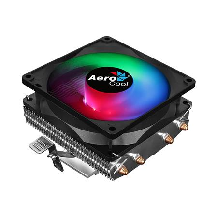 CPU COOLER AEROCOOL AIR FROST 4 FRGB PWM 3PIN