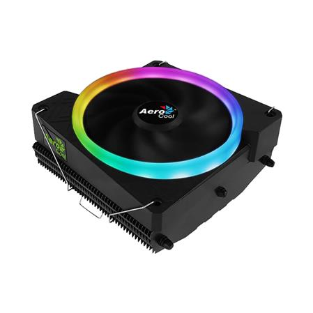 CPU COOLER AEROCOOL CYLON 3 ARGB PWM 4PIN