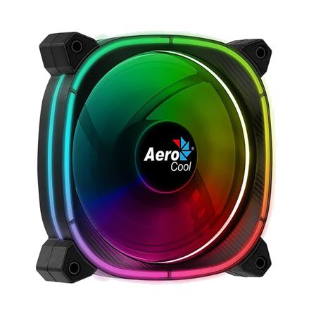 COOLER 120MM AEROCOOL ASTRO 12 ARGB DUAL RING