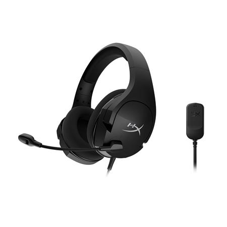 AURICULAR C/MIC VINCHA HYPERX CLOUD STINGER CORE 7.1 PC BLACK