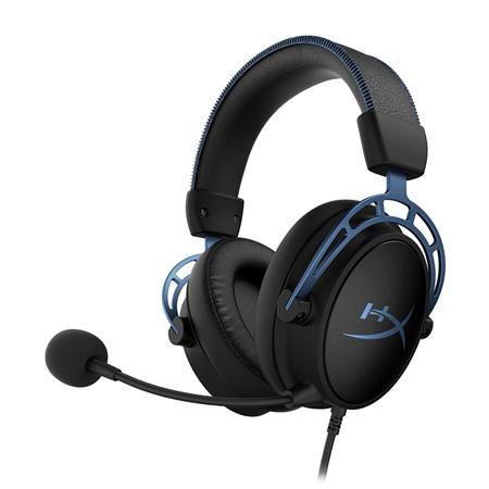 AURICULAR C/MIC VINCHA HYPERX CLOUD ALPHA S 7.1 PC PS4 BLUE