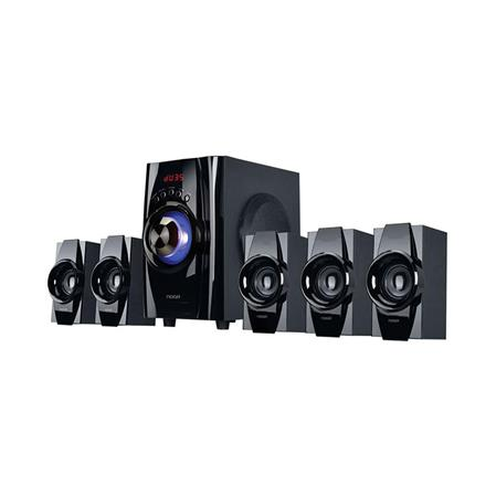 HOME THEATER 5.1 NOGA NIZA BLUETOOTH TV USB FM PC