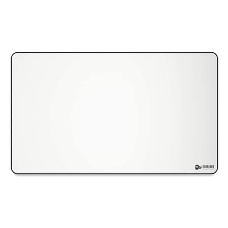 "MOUSEPAD GLORIOUS 10749 XL EXTENDED 14"" X 24"" WHITE EDITION"