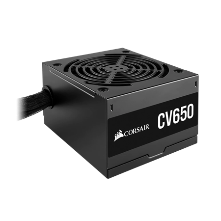 FUENTE 650W CORSAIR CV650 80 PLUS BRONZE