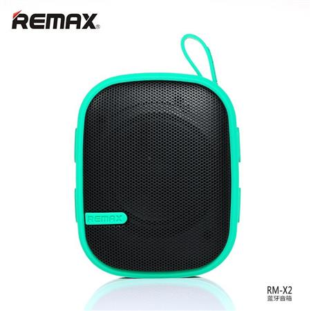 PARLANTE BLUETOOTH REMAX SMART SPEAKER RB-X2 VERDE