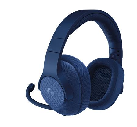 AURICULAR LOGITECH G433 7.1 SURROUND BLUE