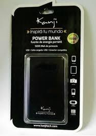 POWER BANK KANJI 5000MAH