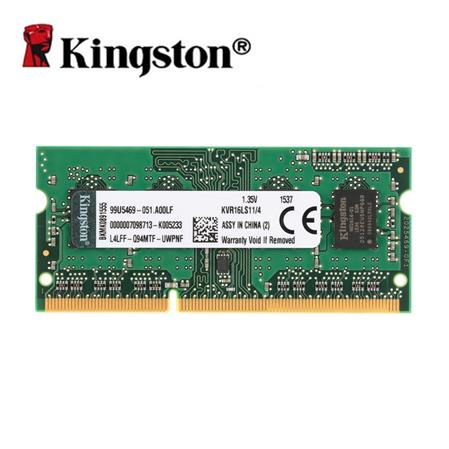 MEMORIA SODIMM DDR3 4GB 1600 KINGSTON