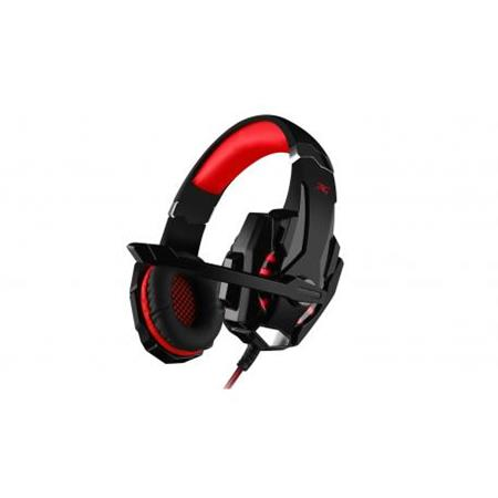 AURICULAR C/MIC VINCHA SENTEY AZERO GAMING 7.1 USB GS-4575 7.1 BLACK & RED